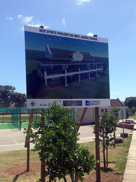 Port Elizabeth Billboard Signage