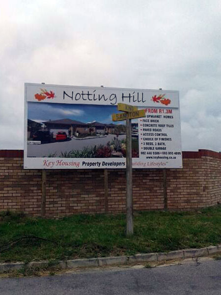 Port Elizabeth Billboard Signs