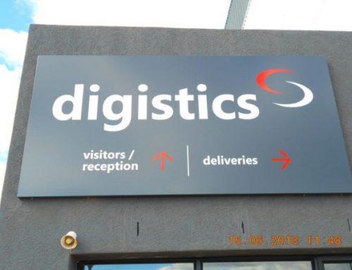 Digistics