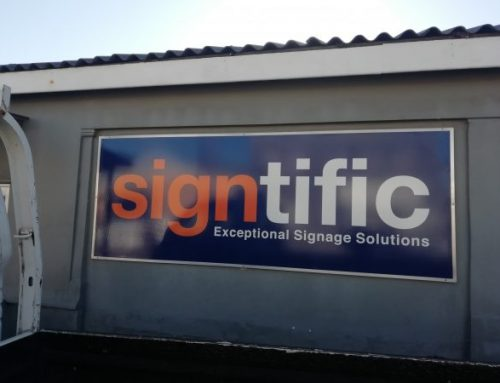 Signtific's New Brand Identity!